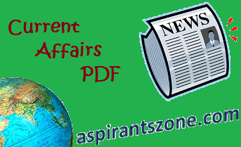 Current Affairs April 2017 PDF