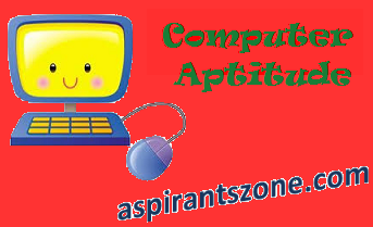 Computer Aptitude for SBI PO